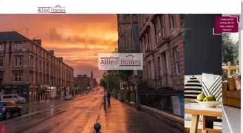 Allied Homes screenshot