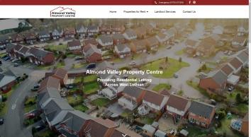 Almond Valley Property Centre screenshot
