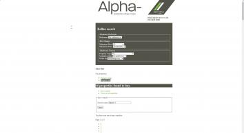 Alpha-Move Ltd screenshot
