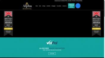Alpha Residential screenshot
