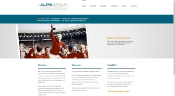 ALPS Group Limited screenshot