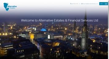 Alternative Estates screenshot