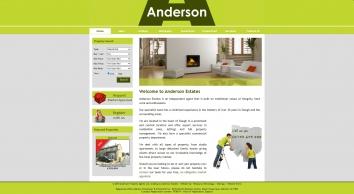Anderson Estates screenshot