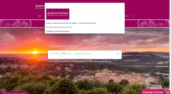 Andrew Coulson Property Sales & Lettings screenshot