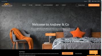 Andrew & Co screenshot