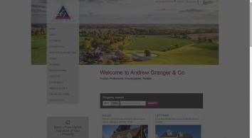 Andrew Granger & Co screenshot