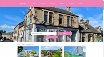 Angel Homes Ltd, East Kilbride screenshot