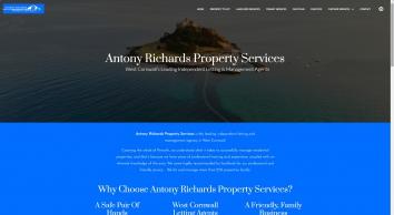 Antony Richards Property Services screenshot