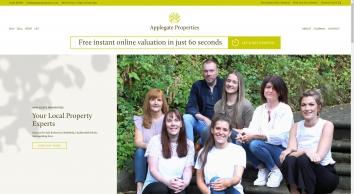 Applegate Properties screenshot