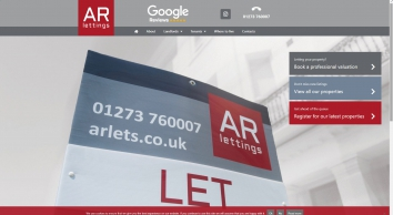 AR Lettings screenshot