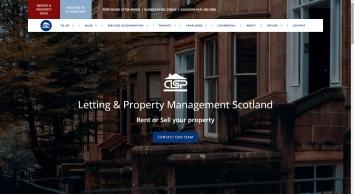A & S Properties screenshot