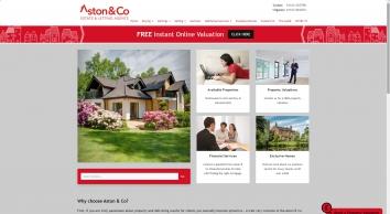 Aston & Co screenshot