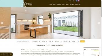 Astons of Sussex screenshot