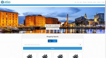 Atlas Estate Agents screenshot
