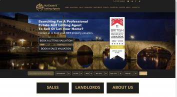 Ayr Estate & Letting Agents screenshot