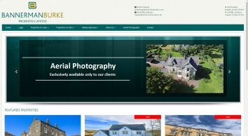 Bannerman Burke Properties screenshot