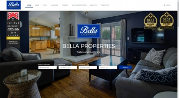 Bella Properties screenshot
