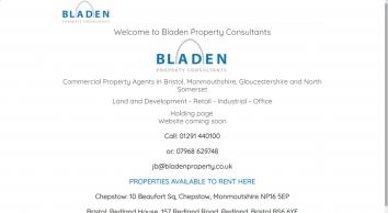 Bladen Property Consultants screenshot