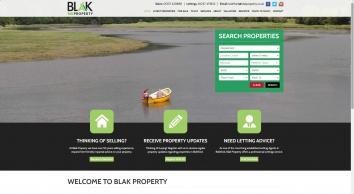 BLaK Property screenshot