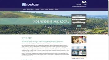 Bluestone Lettings screenshot