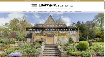 Blenheim Park Estates screenshot