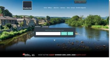 Bradley Hall Chartered Surveyors & Estate Agents screenshot