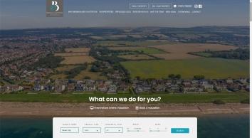 Brennan & Chatterton Estates screenshot