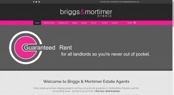 Briggs & Mortimer screenshot