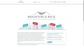 Brighton & Beck screenshot