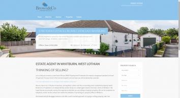 Brown & Co Properties Ltd screenshot