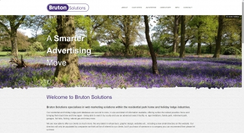 Bruton Solutions screenshot