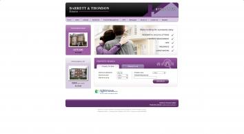 Barrett & Thomson Estates  screenshot
