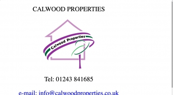 Calwood Properties screenshot