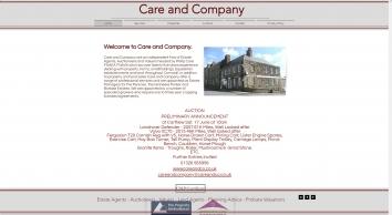 Care & Company screenshot