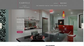 Carvels Lettings screenshot