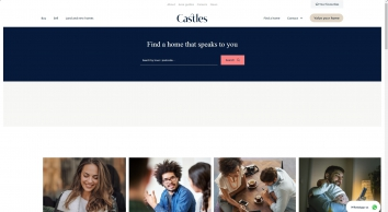 Castle Estate Agents screenshot