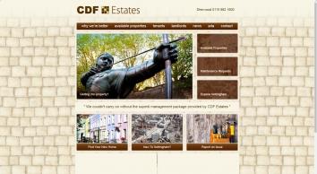 CDF Estates screenshot