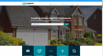 Clydebank Estate Agents screenshot