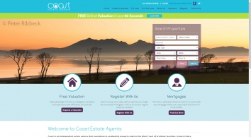 Coast Estate Agents , Irvine screenshot