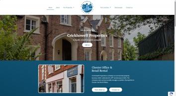 Crickhowell Properties (Wales) Ltd screenshot