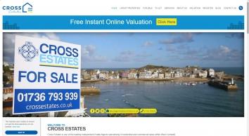 Cross Estates screenshot