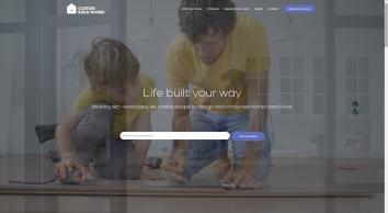 Custom Build Homes screenshot