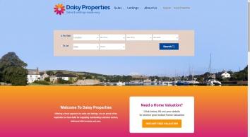 Daisy Properties screenshot