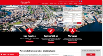 Diamond Sales & Lettings screenshot
