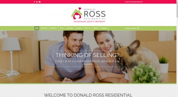Donald Ross Residential screenshot