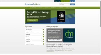 Drummond Miller LLP screenshot