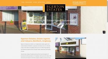 Egerton Estates screenshot
