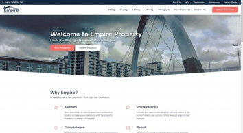 Empire Property  screenshot
