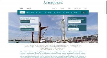 Ashbourne Estate Agents screenshot
