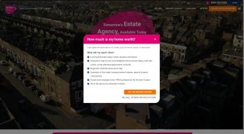 Express Estate Agency, screenshot